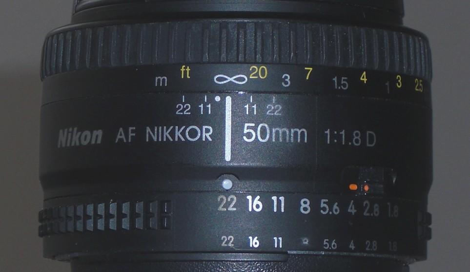 Profondeur de champ – Distance focale et netteté