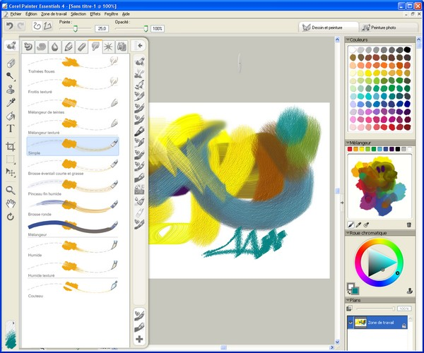 Corel Painter Essential 4
