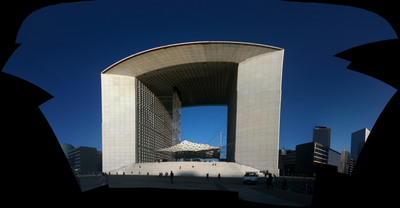 panorama avec iphone