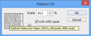 photoshop pattern
